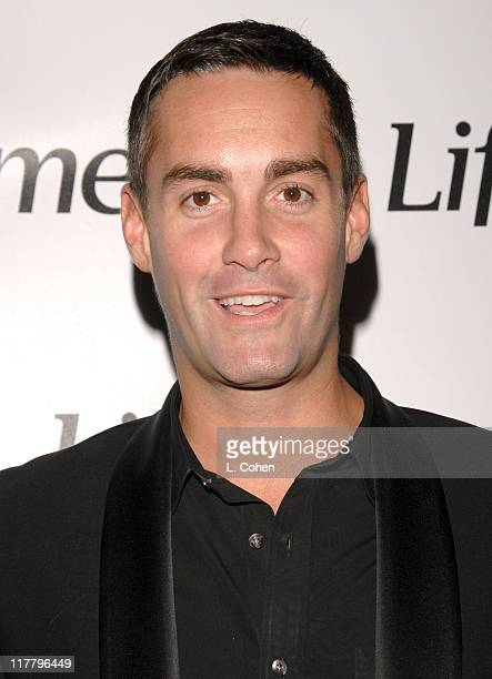 """Jay Harrington during Lifetime Presents """"Why I Wore Lipstick to My Mastectomy"""" Los Angeles Screening at Social in Hollywood, California, United..."""