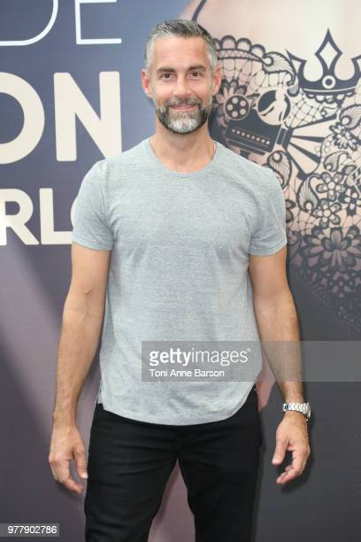 Jay Harrington from the serie 'SWAT' attends a photocall during the 58th Monte Carlo TV Festival on June 17 2018 in MonteCarlo Monaco