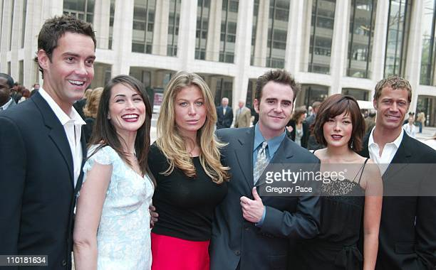 Jay Harrington Rena Sofer Sonya Walger Christopher Moynihan Lindsay Price and Colin Ferguson all on the new show Coupling