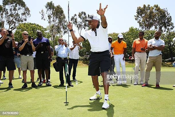 Jay Harris attends BETX Golf at Wilshire Country Club on June 24 2016 in Los Angeles California