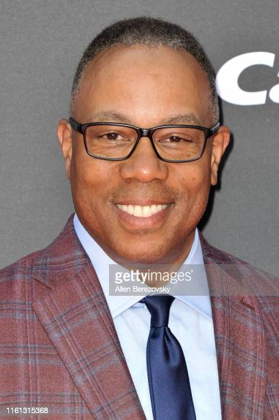 Jay Harris attends the 2019 ESPY Awards at Microsoft Theater on July 10 2019 in Los Angeles California