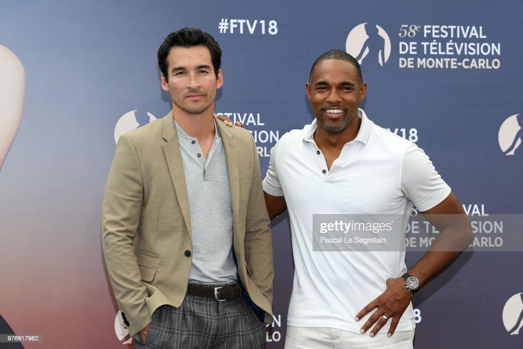 58th Monte Carlo TV Festival : Day 3 : News Photo