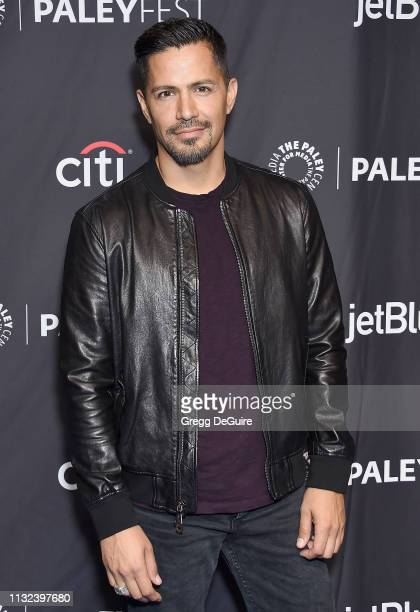 Jay Hernandez attends The Paley Center For Media's 2019 PaleyFest LA Hawaii Five0 MacGyver And Magnum PI at Dolby Theatre on March 23 2019 in...