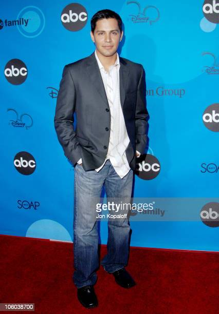 Jay Hernandez during ABC All Star Party 2006 Arrivals at Rose Bowl in Pasadena California United States