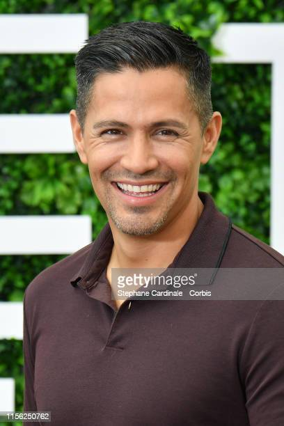 Jay Hernandez from the TV series Magnum PI attends the 59th Monte Carlo TV Festival Day Three on June 16 2019 in MonteCarlo Monaco