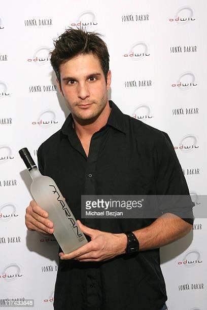 Jay Jablonski and Marani Vodka during Sonya Dakar Adwil 2007 Oscar Beauty Gifting Lounge Day 3 in Los Angeles California United States