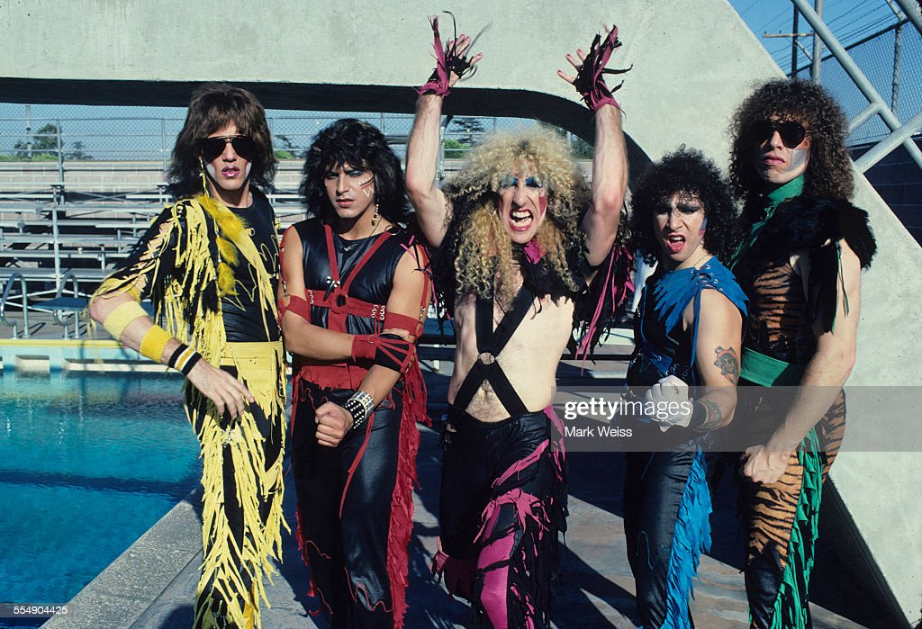 Twisted Sister : News Photo