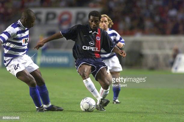 Jay Jay OKOCHA - - PSG / La Gantoise - Coupe Intertoto,