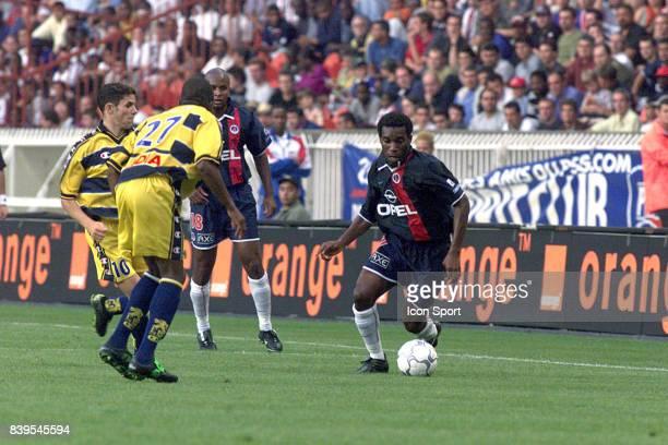 Jay Jay OKOCHA - - PSG / Sochaux - 3Φ journee Championnat,