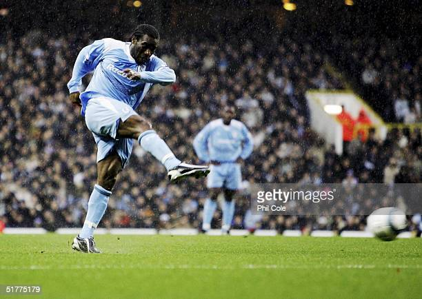 Jay Jay Okocha of Bolton Wanderers during the Barclays Premiership match between Tottenham Hotspur and Bolton Wanderers at White Hart Lane on October...
