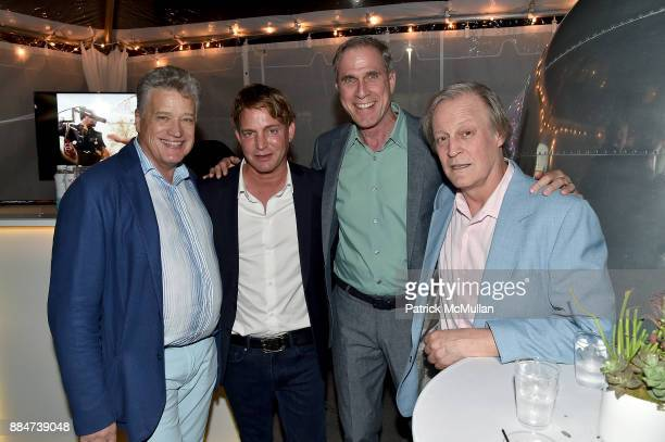 Jay Johnson Sam Bolton Tom Cashin and Patrick McMullan attend the Inaugural Opening of The Bunker on December 2 2017 in West Palm Beach Florida