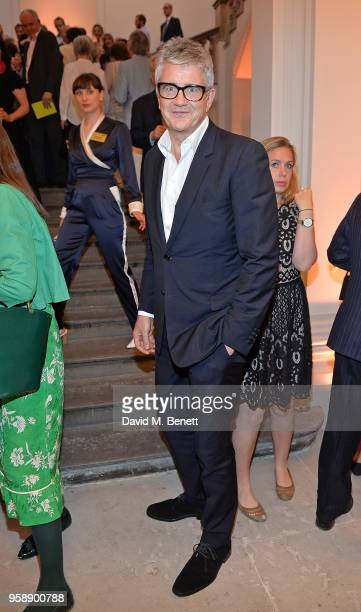 Jay Jopling attends the unveiling of the newly refurbished Royal Academy of Arts celebrating the 250th anniversary of the RA on May 15 2018 in London...