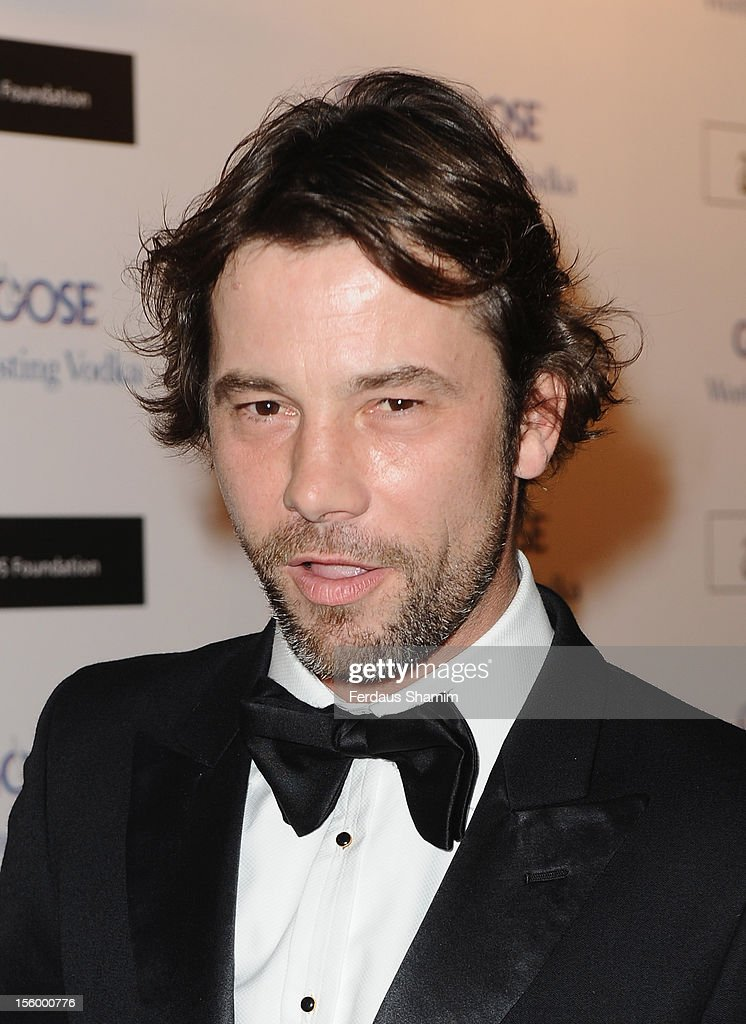 Jay Kay attends the Grey Goose Winter Ball at Battersea Power station on November 10, 2012 in London, England.