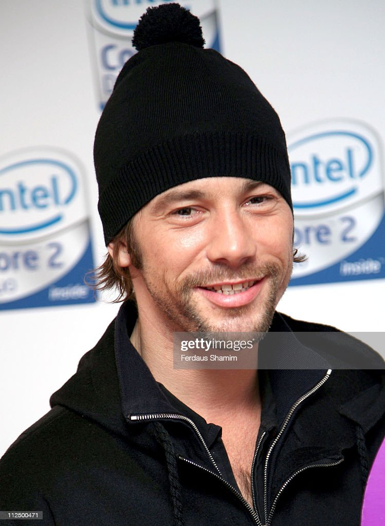 Jay Kay Intel Promotion Launch - Photocall