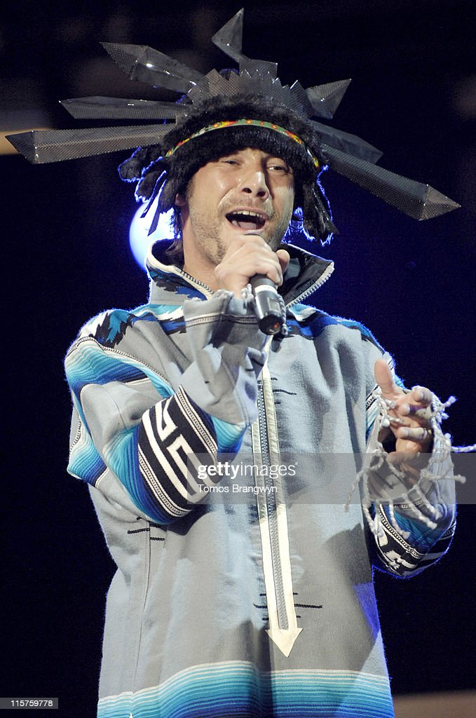 Jay Kay of Jamiroquai during Lovebox Weekender 2006 - Day 2 at Victoria Park in London, Great Britain.