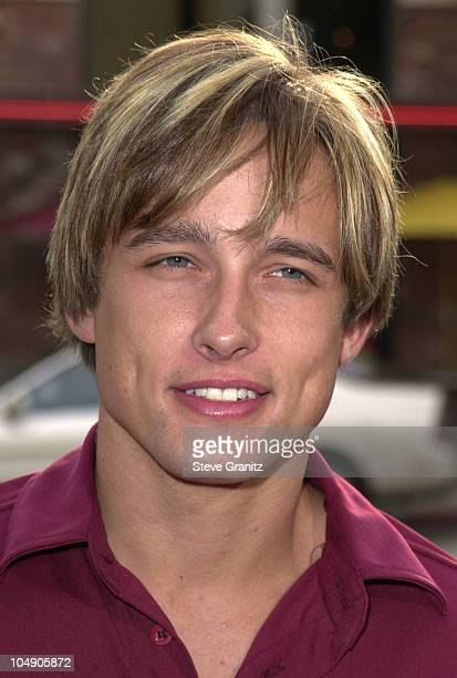 Jay Kenneth Johnson during Final Fantasy: The Spirits Within Premiere at Mann Bruin Theatre in Westwood, California, United States.
