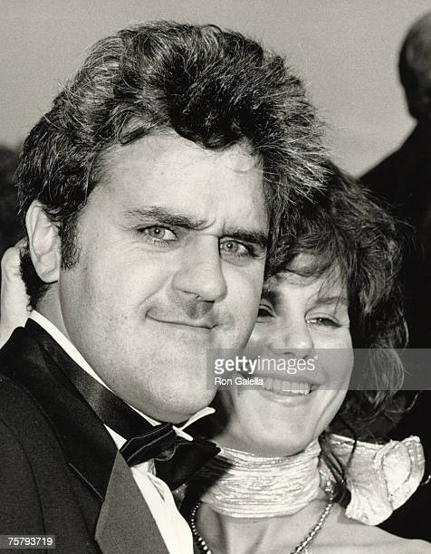 Jay Leno and Mavis Leno