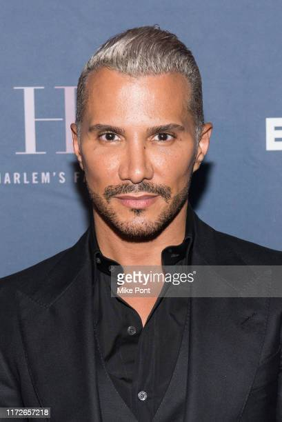 Jay Manuel attends Harlem Fashion Row at One World Trade Center on September 05, 2019 in New York City.