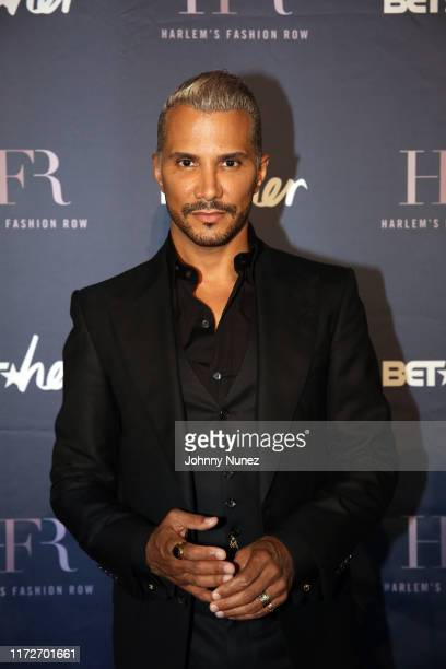 Jay Manuel attends Harlem's Fashion Row 12th Annual Fashion Show Style Awards at One World Observatory on September 05 2019 in New York City