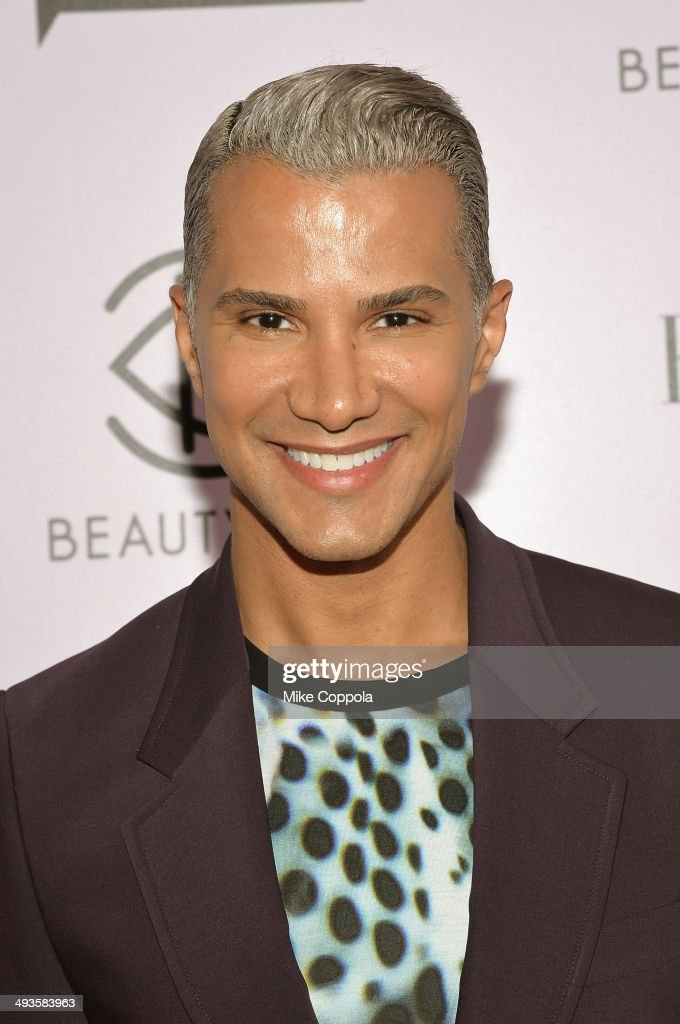 Jay Manuel attends the 3rd Annual BeautyCon Summit presented by ELLE Magazine at Pier 36 on May 24, 2014 in New York City.