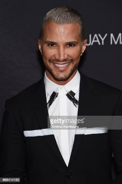 Jay Manuel attends the Jay Manuel Beauty x Simon Launch Event at Highline Stages on October 25 2017 in New York City