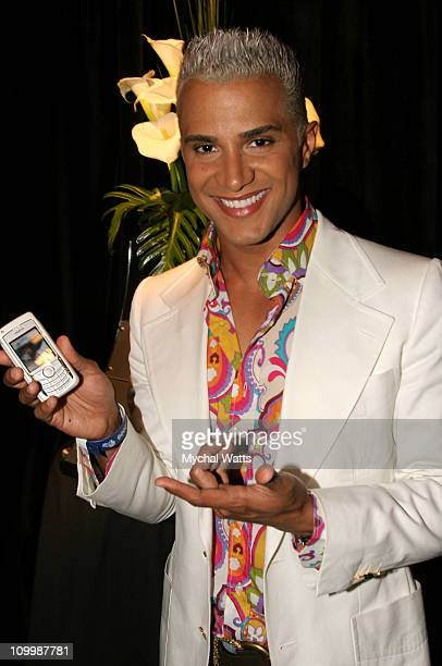 Jay Manuel during 17th Annual MuchMusic Video Awards On 3 Productions Gift Lounge Day 2 at MuchMusic Studios in Toronto Ontario Canada