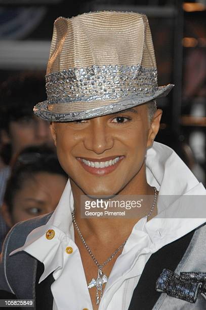 Jay Manuel during 18th Annual MuchMusic Video Awards Red Carpet at Chum/City Building in Toronto Ontario Canada