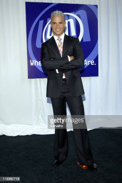 Jay Manuel during 2005/2006 UPN Prime Time UpFront at Madison Square Garden in New York City New York United States