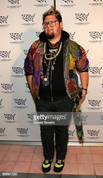Jay McCarroll attends The Humane Society of the United States Cool vs Cruel Awards 2008 at The Bowery Hotel on November 12 2008 in New York City