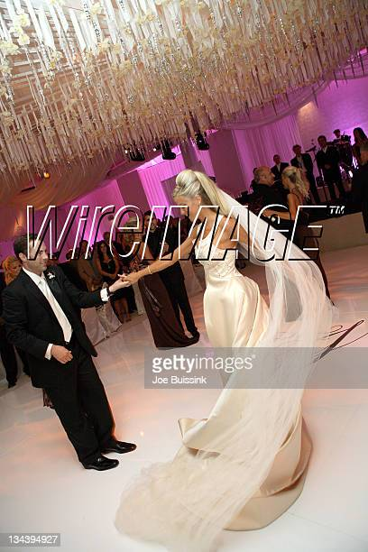Jay McGraw and Erica Dahm during Dr Phil's Son Jay McGraw and Erica Dahm Wedding Photos at Private Home in Beverly Hills California United States