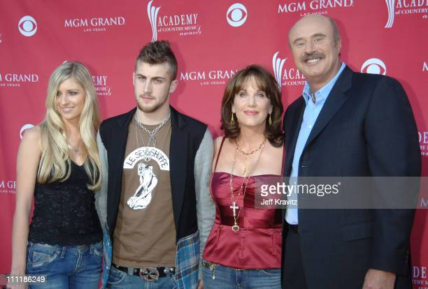 Jay McGraw guest Robin McGraw and Dr Phil McGraw