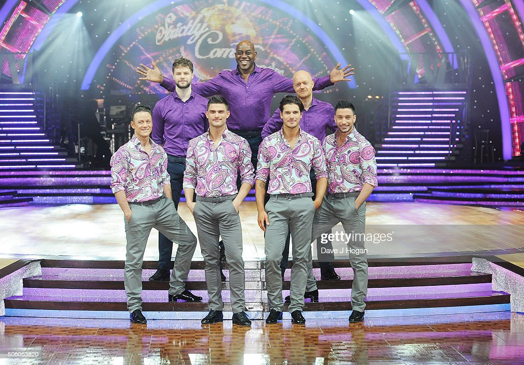 Strictly Come Dancing The Live Tour 2016 - Rehearsals : Fotografía de noticias