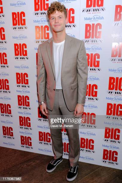 Jay McGuiness attending the press night after party of Big The Musical at The Dominion Theatre on September 17 2019 in London England