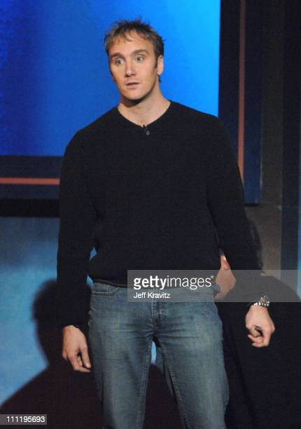 Jay Mohr during HBO AEG Live's The Comedy Festival A Salute To Troops and USO Show at Caesars Palace in Las Vegas Nevada United States