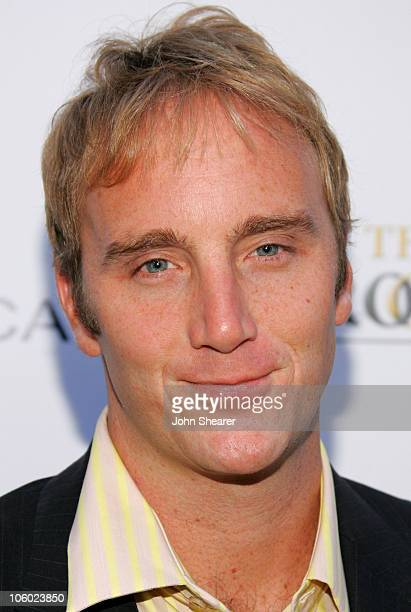 Jay Mohr during The Groomsmen World Premiere at The Arclight in Hollywood California United States