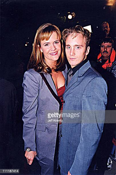 Jay Mohr & his wife Nicole at the 1998 premiere of Playing by Heart in Los Angeles.