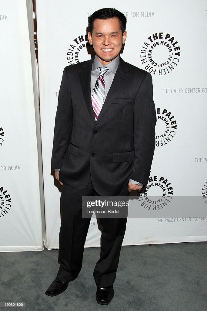 Jay Oliva attends The Paley Center for Media and Warner Bros. Home Entertainment present 'Batman: The Dark Knight Returns - Part 2' premiere held at The Paley Center for Media on January 28, 2013 in Beverly Hills, California.