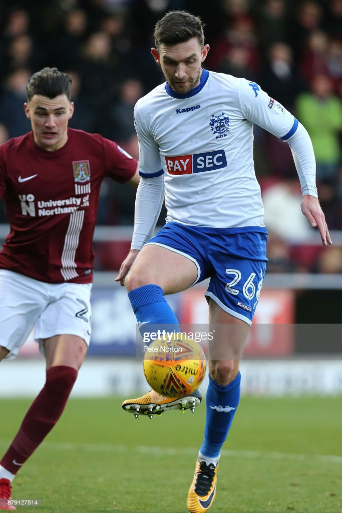 Northampton Town v Bury - Sky Bet League One