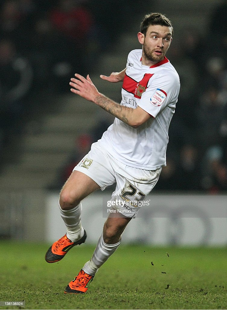 MK Dons v Sheffield Wednesday - npower League 1