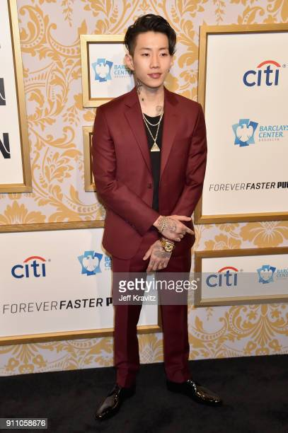 Jay Park attends the 2018 Roc Nation PreGrammy Brunch at One World Trade Center on January 27 2018 in New York City