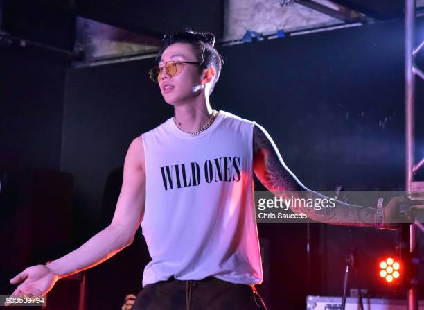 Jay Park performs onstage at H1GHR Music during SXSW at The Main on March 17 2018 in Austin Texas