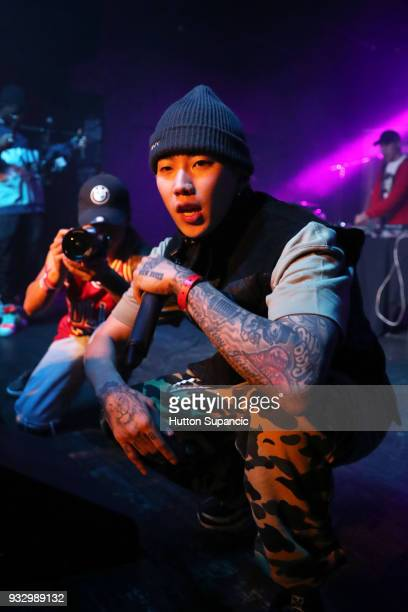 Jay Park performs onstage at HipHopDX during SXSW at The Parish on March 16 2018 in Austin Texas