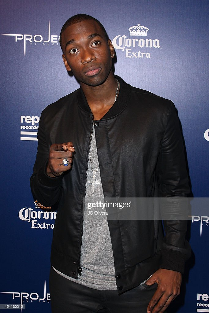 Jay Pharoah attends Republic Records Official VMA After Party Red Carpet at Project La on August 24, 2014 in Los Angeles, California.
