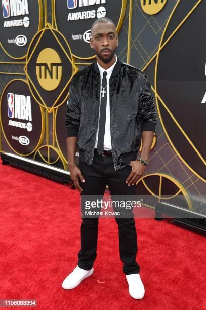 Jay Pharoah attends the 2019 NBA Awards presented by Kia on TNT at Barker Hangar on June 24, 2019 in Santa Monica, California.