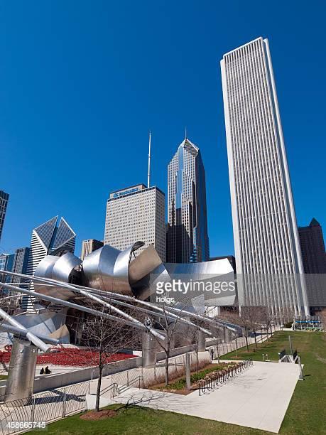 Jay Pritzker Pavilion au Millennium Park, Chicago