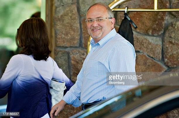 Jay Rasulo chief financial officer of The Walt Disney Co arrives at the Allen Co Media and Technology Conference in Sun Valley Idaho US on Tuesday...