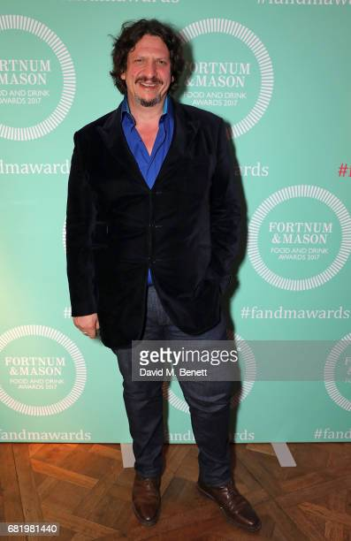 Jay Rayner at the fifth annual Fortnum Mason Food and Drink Awards on May 11 2017 in London England