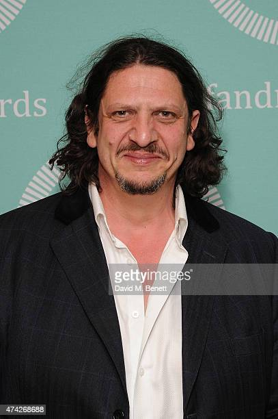 Jay Rayner attends the third annual Fortnum Mason Food Drink Awards 2015 on May 21 2015 in London England The awards celebrate the best in writing...
