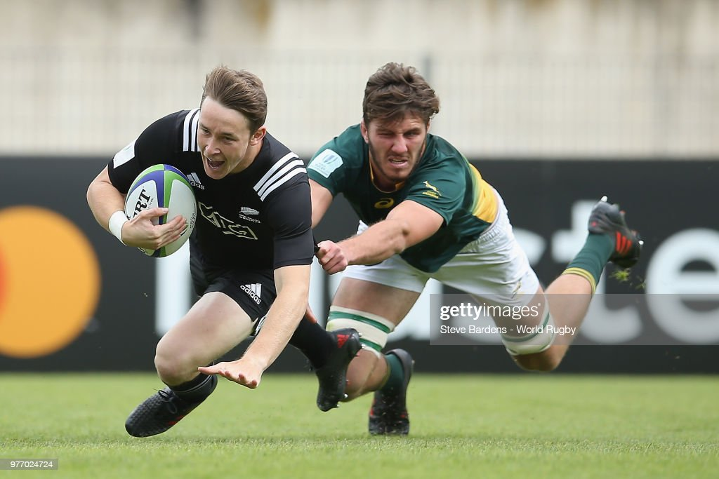 South Africa v New Zealand - World Rugby Under 20 Championship 3rd Place Play 0ff