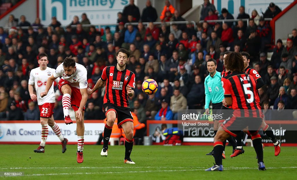 AFC. Bournemouth v Southampton - Premier League